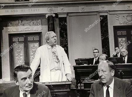 Walter Pidgeon, Charles Laughton, Paul Ford