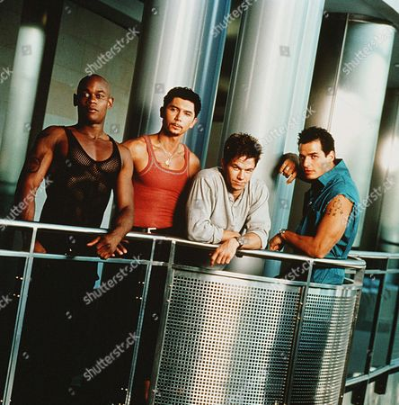Bokeem Woodbine, Lou Diamond Phillips, Mark Wahlberg, Antonio Sabato Jr