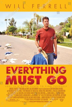 Editorial picture of Everything Must Go - 2011