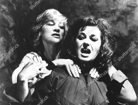 Judy Geeson, Stephanie Beacham