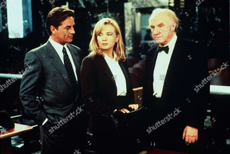 Don Johnson, Rebecca De Mornay, Jack Warden