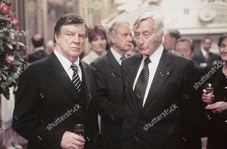 Stock Picture of Alan Bates, John Neville