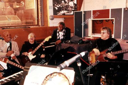 Eddie Willis, Joe Messina, Joe Hunter, Bob Babbitt