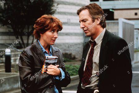 Emma Thompson, Alan Rickman