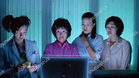 Kathy Shao-Lin Lee, Freda Foh Shen, Jacqeline Kim, Elaine Kao
