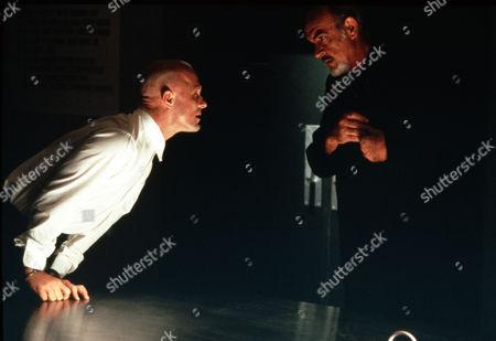 Ed Harris, Sean Connery