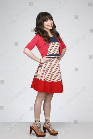 Stock Image of Allyn Rachel