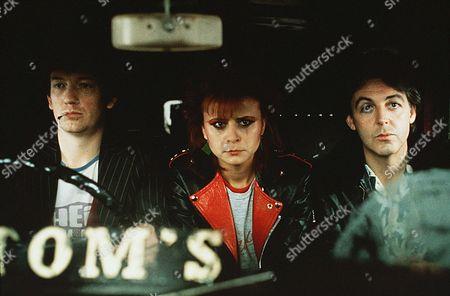 John Salthouse, Tracey Ullman, Paul McCartney