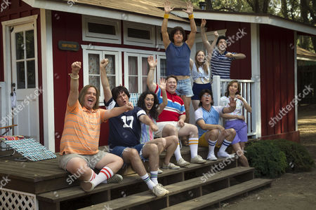 Editorial image of Wet Hot American Summer - First Day Of Camp - 2015