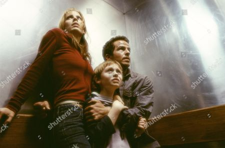 Stock Picture of Emma Caulfield, Lee Cormie, Chaney Kley