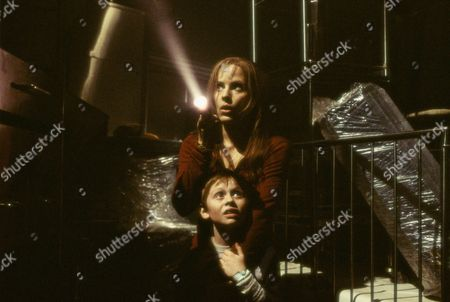 Stock Image of Emma Caulfield, Lee Cormie