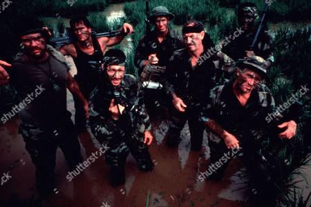 Randall 'Tex' Cobb, Patrick Swayze, Fred Ward, Reb Brown, Gene Hackman, Harold Sylvester, Tim Thomerson