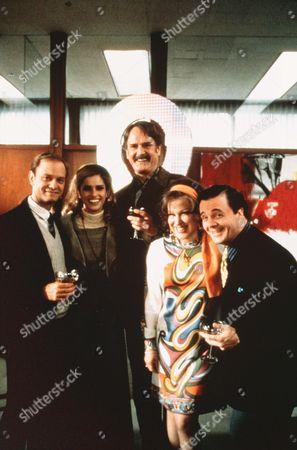 David Hyde-Pierce, Amanda Peet, John Cleese, Bette Midler, Nathan Lane