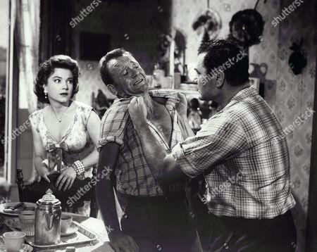 Anne Baxter, (Sir) John Mills, Ernest Borgnine