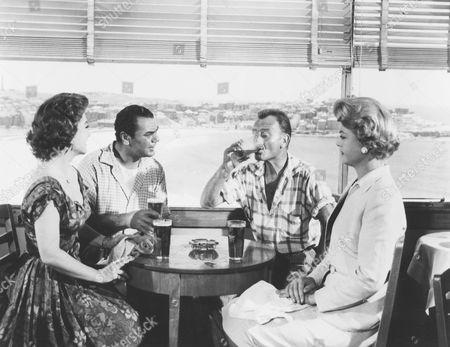 Anne Baxter, Ernest Borgnine, (Sir) John Mills, Angela Lansbury