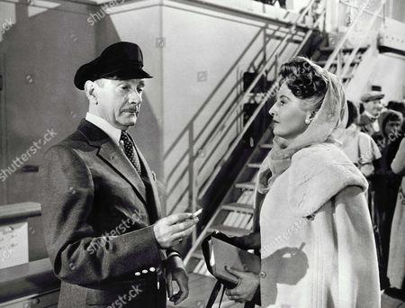Clifton Webb, Barbara Stanwyck