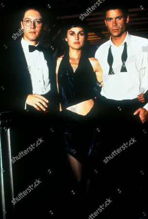 James Spader, Lisa Zane, Rob Lowe