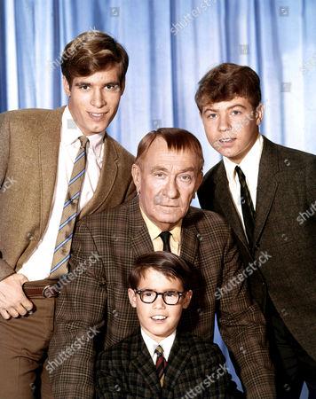 Don Grady, Stanley Livingston, William Demarest, Barry Livingston