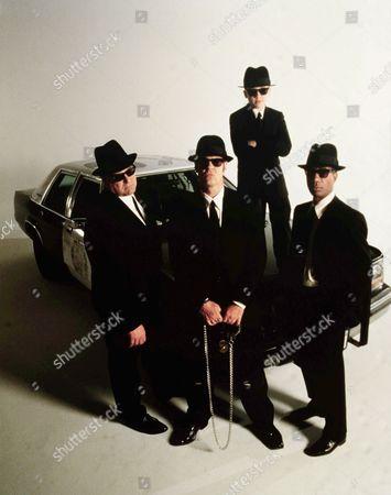 John Goodman, Dan Aykroyd, J. Evan Bonifant, Joe Morton