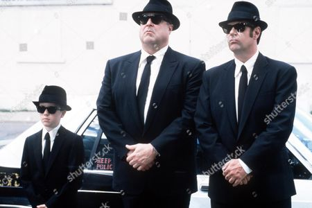 J. Evan Bonifant, John Goodman, Dan Aykroyd