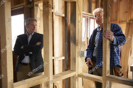 Stock Image of Campbell Scott, James Cromwell