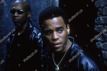 Stock Image of Michael Ealy