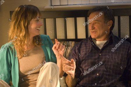 Alexie Gilmore, Robin Williams