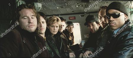 Val Kilmer, Kathryn Morris, Eion Bailey, Christian Slater, L.L Cool J