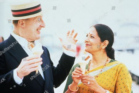 Peter Cellier, Lalita Ahmed