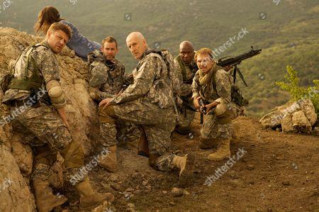 Sean Bean, Dominic Monaghan, James Cromwell, Ving Rhames, Christian Slater