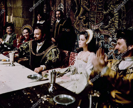 Editorial photo of Anne Of The Thousand Days - 1969