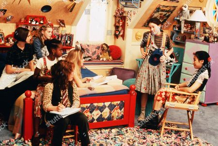 Editorial photo of Babysitter's Club - Baby-Sitters Club - 1997