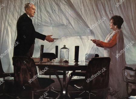 George Sanders, Beryl Reid