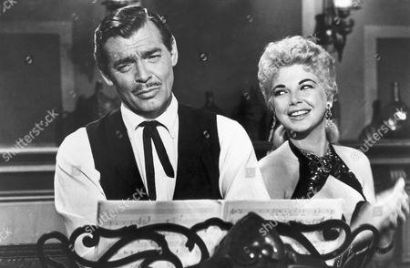 Clark Gable, Barbara Nichols