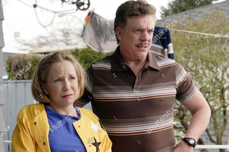 Debra Jo Rupp, Christopher McDonald