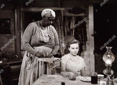 Ethel Waters, Jeanne Crain
