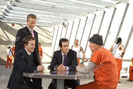 Breckin Meyer, Reed Diamond, Mark-Paul Gosselaar, Malcolm McDowell