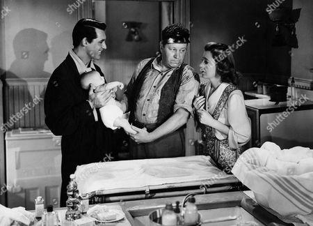Stock Picture of Cary Grant, Edgar Buchanan, Irene Dunne