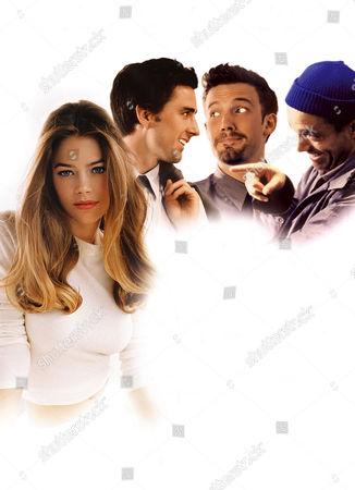 Stock Picture of Denise Richards, Luke Wilson, Ben Affleck, Jay Lacopo