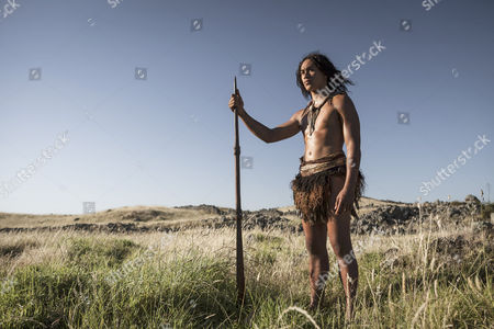 Stock Image of James Rolleston