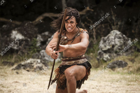 Stock Picture of James Rolleston