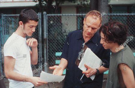 Joseph Gordon-Levitt, Jordan Melamed, Michael Bacall