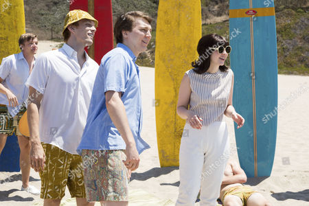 Brett Davern, Jake Abel, Paul Dano, Erin Darke