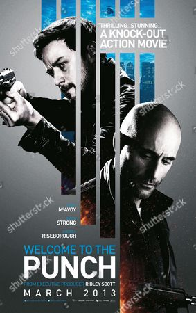 James McAvoy, Mark Strong