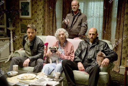 James McAvoy, Ruth Sheen, Peter Mullan, Mark Strong