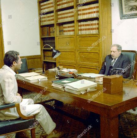 Marcello Mastroianni, Georges Wilson