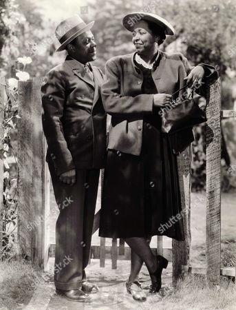 Eddie 'Rochester' Anderson, Ethel Waters