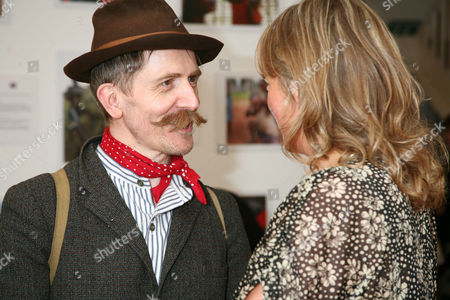 Billy Childish and Scarlet Page