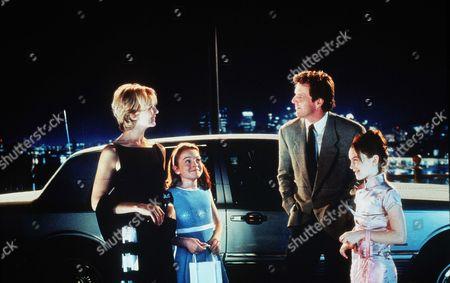 Nathsha Richardson, Lindsay Lohan, Dennis Quaid