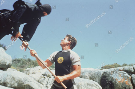Stock Picture of Michael Dudikoff